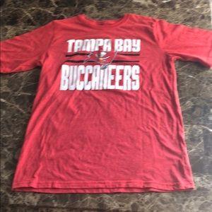 NFL Tampa Bay Buccaneers short sleeve top XL